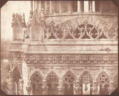 William Henry Fox Talbot, Orleans Cathedral (1843). Courtesy of the National Gallery of Art, Washington.     http://www.utm.utoronto.ca/dvs/programs/art-history