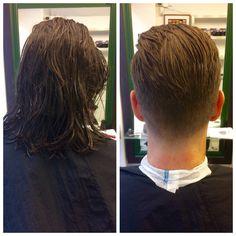 Praktik, Sharper Barbershop, Göteborg   31/3-18
