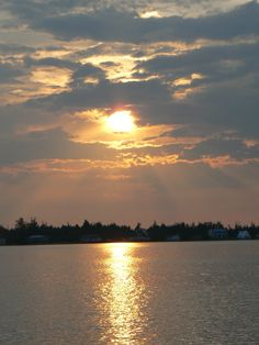 Sebastian Inlet Sunset