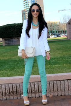 these jeans!....completely obsessed with her fashion blog.