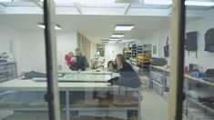 Braasi Workshop where all products are made. Delnická 67a, Prague Holesovice