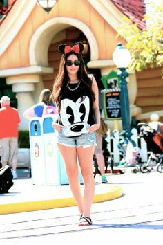 9539408665b5 Perfect look for a visit to Disney Disney World Trip