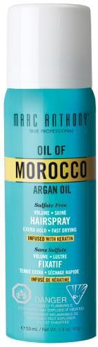 Marc Anthony Oil of Morocco Argan Oil Volume Shine Hairspray Originally $8.29 / Selling $5 / Will Trade