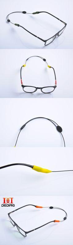DEDING High Quality Sunglasses Rope,  Glasses Neck Strap Cord for Men, Eyeglasses Holder Rope for kids  DD1445