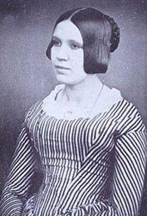 Unknown lady, daguerreotype, 1840s, Victoria & Albert Museum
