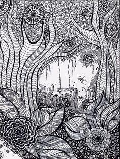 612 Best Coloring Pages Detailed Images On Pinterest Coloring