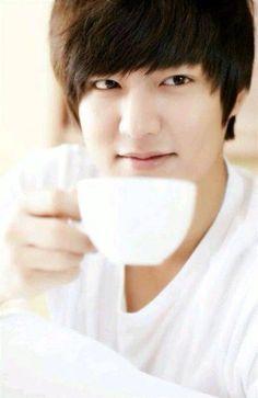 Good night Lee Min Ho ☕️
