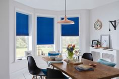 Most Simple Tips and Tricks: Dark Blinds Lights wooden blinds venetian.Bedroom Blinds Moldings sheer blinds and curtains.Blinds For Windows Apartments. Blue Bedroom Blinds, Living Room Blinds, Bathroom Blinds, Kitchen Blinds, House Blinds, Blinds For Windows, Window Blinds, Patio Blinds, Outdoor Blinds