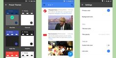 Flamingo is a highly customizable Material Twitter app from the developer of Weather Timeline