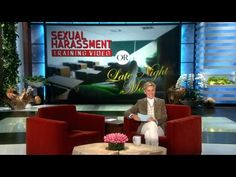 Sexual Harassment Training or Late-Night Movie? - YouTube