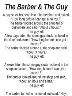 The Barber The Guy Funny Positive Quotes For Life Positive Quotes Motivation Motivational Quotes For Success