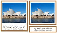 Oceania/Australasia Famous Landmarks