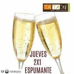 #Repost @tatakipty with @repostapp  Aprovecha este 2x1 aqui en #tatakimarket #food #drink #sushi #cócteles #experienciatatakimarket #sabores #sushi #tataki #fusion #panama #pty #ptyfood #2x1 #espumante #bestdealspty by bestdealspty