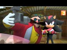 Shadow in sonic boom! Let the hype begin!