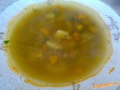 Výborná šošovicová polievka- ako ju robíme my