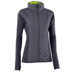 Winter Running Jacket: UnderArmour Women's ColdGear Infrared Full Zip Hoodie - Best Winter Workout Clothes for Women - Shape Magazine
