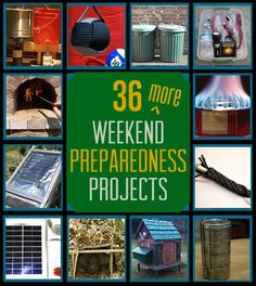 We love weekend DIY projects, and these are our new favorites for self reliance! #DIYReady | diyready.com