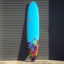 Image result for blue coloured surfboards