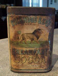 Antique Cans