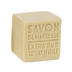 Compagnie de Provence Savon de Marseille Cube Soap - Raw Palm Oil - Gentle cleansing and moisturizing.