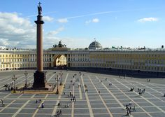 10. Winter Palace Square,   St Petersburg, Russia