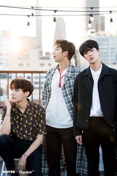 Naver x Dispatch | #BTS 5th Anniversary Photo at LA ♪
