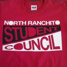 North Ranchito Student Council