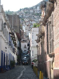 Taxco, Guerrero. I miss this place. Take me back.