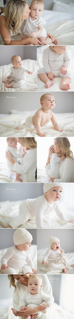 Ideas baby photography bed beautiful for 2019 Children Photography, Family Photography, Light Photography, Lifestyle Fotografie, Studio Decor, Foto Newborn, Baby Newborn, Foto Baby, Baby Poses