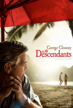 The Descendants (2011). Golden Globe for George Clooney and multiple awards