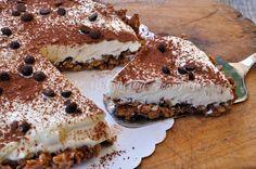 Torta rose del deserto alla nutella, ricetta torta con corn flakes, senza forno, dolce con mascarpone, torta cremosa facile e veloce, torta facile con nutella