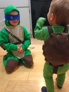 Homemade ninja turtle costume costumes pinterest ninja one project at a time diy blog sew a turtle costume solutioingenieria Image collections