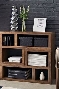Buy Mode Walnut L Shelves From The Next UK Online Shop