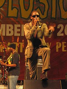 Bounty Killer (born Rodney Basil Price; 12 June 1972; Kingston, Jamaica) is a Jamaican reggae and dancehall deejay. He is the founder of a dancehall collective known as The Alliance with deejay Mavado.