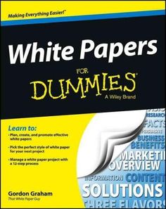 Papers for Dummies