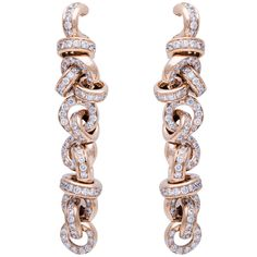 51ea9ec072 Shop diamond and pearl dangle earrings and other vintage and antique  earrings from the world's best jewelry dealers.