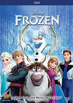 Walt Disney Home Entertainment Frozen [DVD]. Relive the top Disney film of 2014 with the Disney Frozen DVD! Frozen Disney, Film Frozen, Frozen 2013, Disney Movies, Disney Pixar, Frozen Frozen, Frozen Toys, Disney Parks, Frozen Quiz