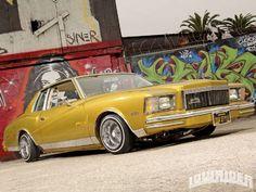 1979 Chevrolet Monte Carlo Steering Wheel