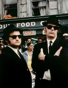 The Blues Brothers directed by John Landis, starring John Belushi and Dan… Contagion Film, Blues Brothers Movie, Photo Repair, Music Icon, Pop Music, Saturday Night Live, Movies And Tv Shows, Movie Stars, Actors & Actresses