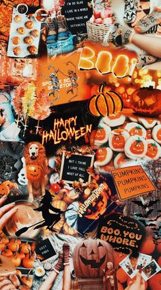 Vintage Halloween Cards, Fun Halloween Crafts, Halloween Inspo, Halloween Season, Halloween House, Fall Halloween, Happy Halloween, Halloween Wallpaper Iphone, Iphone Wallpaper Fall