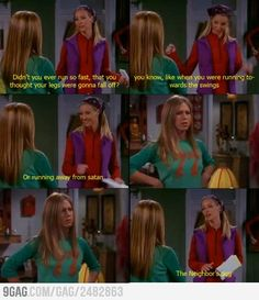 Just Phoebe again...