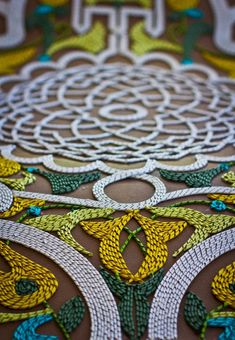 Sculptures Made from Cut and Curled Paper by Gunjan Aylawadi