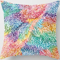 pillows with leaves - Google Search