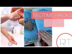 Do Your Kids Fight Bedtime? Try Adding These Tricks to Your Bedtime Routine!