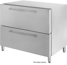 The Summit Built In Or Freestanding Drawer Refrigerator Is A Luxurious  Addition To Your Kitchen   Luxurylaunches