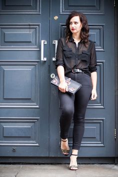 STYLE GAMBLERS : What to wear on a colder summer days#allblack#blogger#fashion#streestyle%ootd