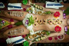 photography food nude - Google Search Fancy Salads, Sushi Platter, Hanger Steak, Sushi Chef, Big Bottle, Little People, Food Photography, Treats