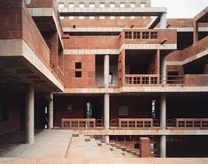 Raj Rewal :: Central Institute of Educational Technology, New Delhi, India