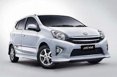 Kredit Toyota Agya perbulan cuma 2 jutaan   Toyota Agya