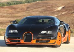 Bugatti Super Sport is not built for its exterior looks and to catch your eye, it especially developed for top speed and excellent ride control in any situations.
